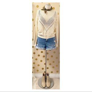 Vero Moda - Fringe Sweater